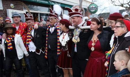 Carnavalsactiviteiten in Rheden tot 31 december 2020 afgelast.